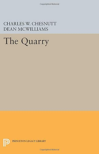 9780691606774: The Quarry (Princeton Legacy Library)