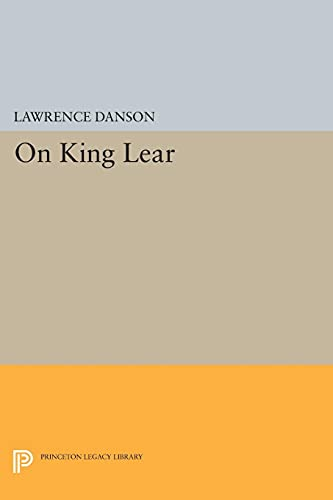 9780691609904: On King Lear