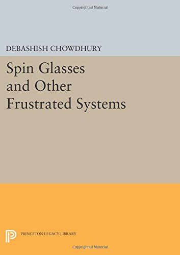 9780691609966: Spin Glasses and Other Frustrated Systems (Princeton Legacy Library)