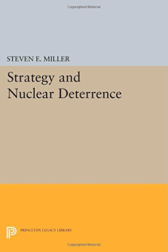 9780691611990: Strategy and Nuclear Deterrence (Princeton Legacy Library)