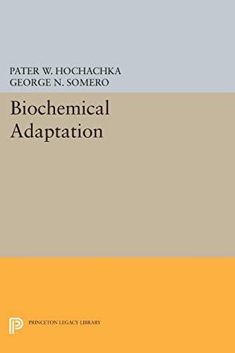 9780691612638: Biochemical Adaptation