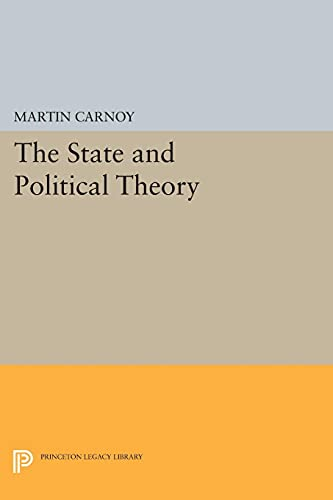 9780691612706: The State and Political Theory (Princeton Legacy Library)