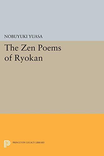 9780691614984: The Zen Poems of Ryokan (Princeton Legacy Library)