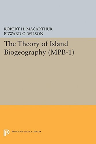 9780691623085: The Theory of Island Biogeography (MPB-1) (Monographs in Population Biology)