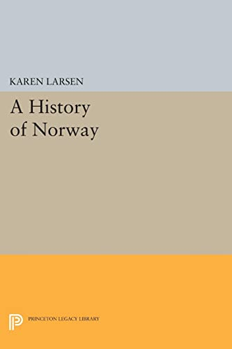 History of Norway (Paperback): Karen Larsen
