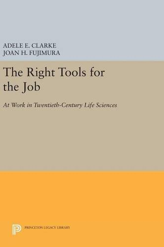 9780691632759: The Right Tools for the Job: At Work in Twentieth-Century Life Sciences (Princeton Legacy Library)