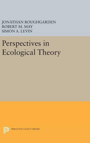 9780691633602: Perspectives in Ecological Theory (Princeton Legacy Library)