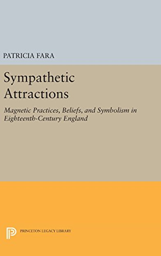 9780691634913: Sympathetic Attractions: Magnetic Practices, Beliefs, and Symbolism in Eighteenth-Century England (Princeton Legacy Library)