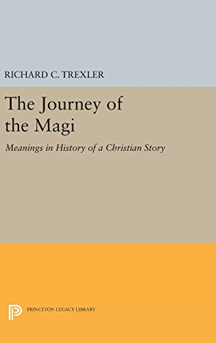 9780691635071: The Journey of the Magi: Meanings in History of a Christian Story