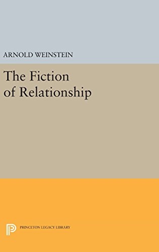 9780691636481: The Fiction of Relationship (Princeton Legacy Library)
