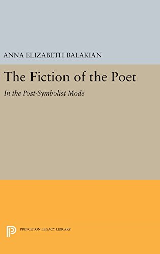 9780691636658: The Fiction of the Poet: In the Post-Symbolist Mode (Princeton Legacy Library)