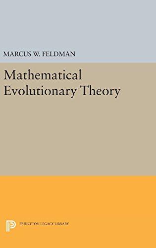 9780691637495: Mathematical Evolutionary Theory (Princeton Legacy Library)