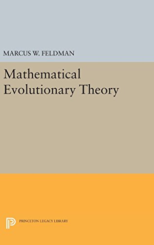 9780691637495: Mathematical Evolutionary Theory (Princeton Legacy Library)