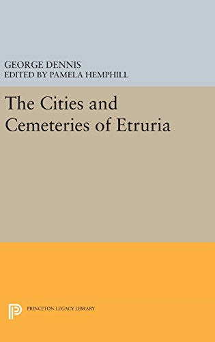 9780691639734: Cities and Cemeteries of Etruria