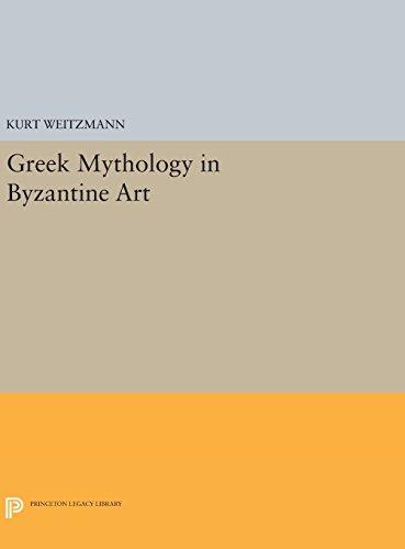9780691640143: Greek Mythology in Byzantine Art (Princeton Legacy Library)