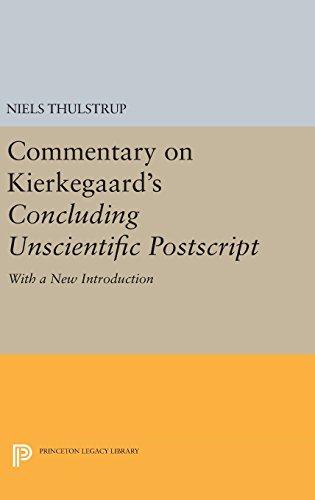 9780691640396: Commentary on Kierkegaard's