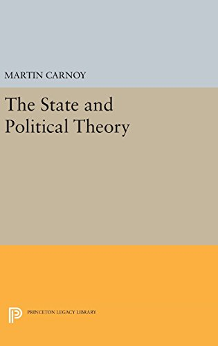 9780691640600: The State and Political Theory (Princeton Legacy Library)