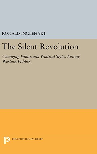 9780691641515: The Silent Revolution: Changing Values and Political Styles Among Western Publics (Princeton Legacy Library)