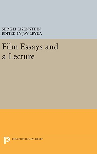 9780691642000: Film Essays and a Lecture (Princeton Legacy Library)