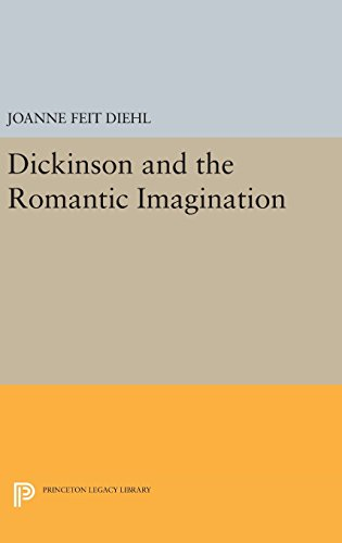 9780691642260: Dickinson and the Romantic Imagination (Princeton Legacy Library)