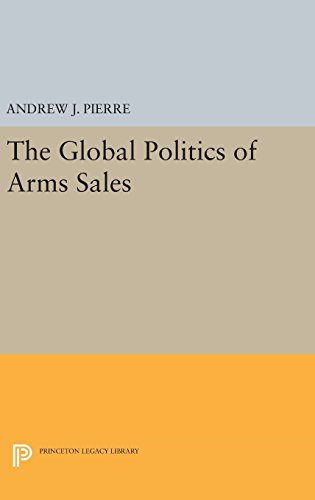 9780691642314: The Global Politics of Arms Sales (Princeton Legacy Library)