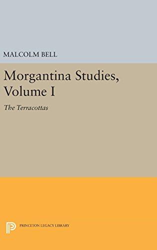 9780691642338: 1: Morgantina Studies, Volume I: The Terracottas (Princeton Legacy Library)