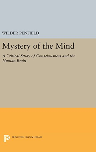 9780691642369: Mystery of the Mind: A Critical Study of Consciousness and the Human Brain
