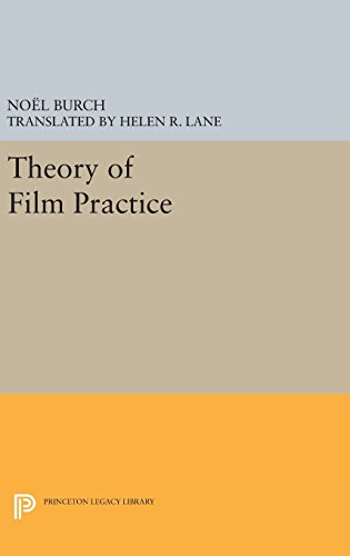 9780691642673: Theory of Film Practice (Princeton Legacy Library)