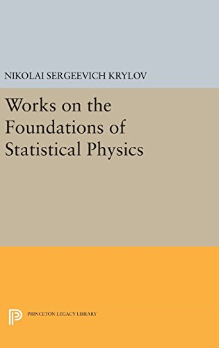 9780691643748: Works on the Foundations of Statistical Physics (Princeton Legacy Library)