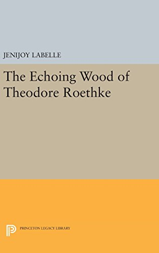 9780691644097: The Echoing Wood of Theodore Roethke (Princeton Legacy Library)