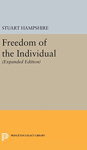 9780691645063: Freedom of the Individual (Princeton Legacy Library)