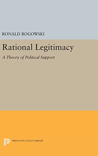 9780691645339: Rational Legitimacy: A Theory of Political Support (Princeton Legacy Library)
