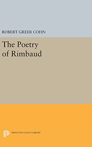 9780691645742: The Poetry of Rimbaud (Princeton Legacy Library)
