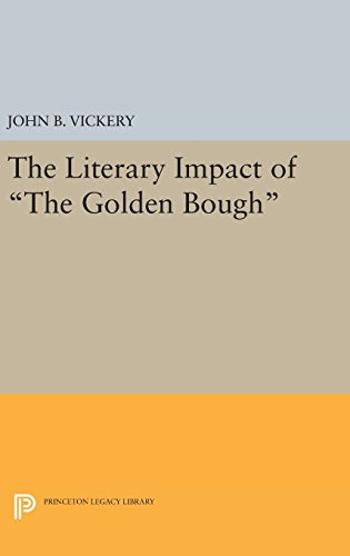 9780691646084: The Literary Impact of The Golden Bough (Princeton Legacy Library)