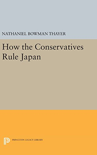 9780691646329: How the Conservatives Rule Japan (Studies of the East Asian Institute)