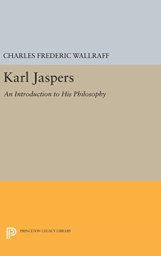 9780691647777: Karl Jaspers: An Introduction to His Philosophy (Princeton Legacy Library)