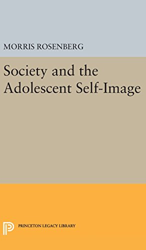 9780691649443: Society and the Adolescent Self-Image (Princeton Legacy Library)