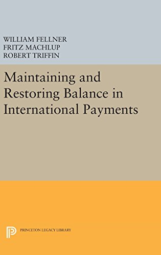 9780691650470: Maintaining and Restoring Balance in International Trade (Princeton Legacy Library)