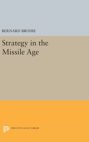 9780691651187: Strategy in the Missile Age (Princeton Legacy Library)
