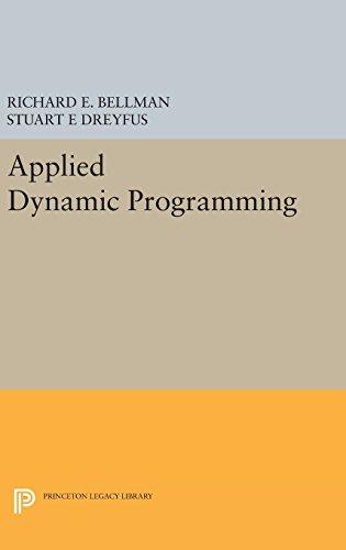 9780691651873: Applied Dynamic Programming (Princeton Legacy Library)