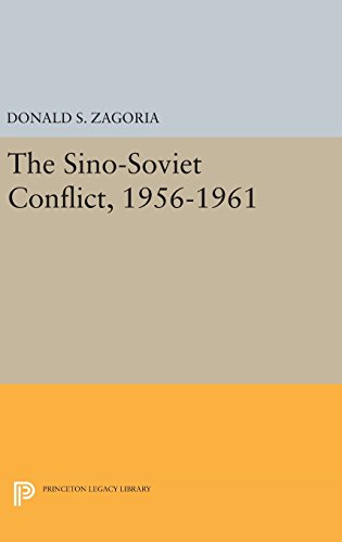 9780691651958: Sino-Soviet Conflict, 1956-1961 (Princeton Legacy Library)