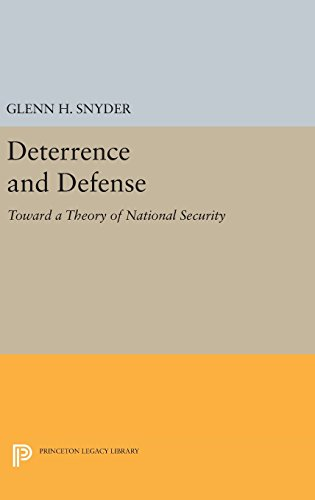 9780691652092: Deterrence and Defense (Princeton Legacy Library)