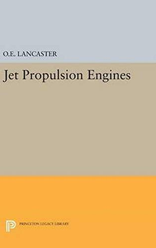 9780691652603: Jet Propulsion Engines