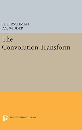 9780691653082: Convolution Transform