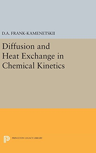 9780691653099: Diffusion and Heat Exchange in Chemical Kinetics (Princeton Legacy Library)