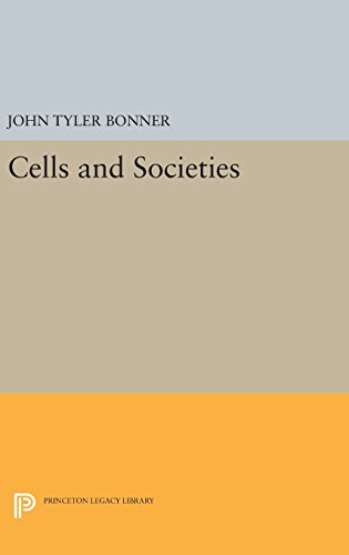 9780691653129: Cells and Societies (Princeton Legacy Library)
