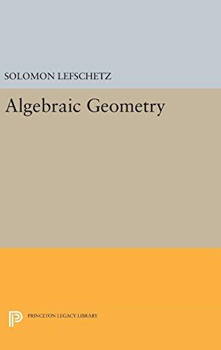 9780691653242: Algebraic Geometry (Princeton Legacy Library)