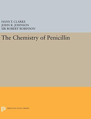 9780691653471: Chemistry of Penicillin (Princeton Legacy Library)