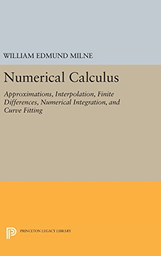 9780691653488: Numerical Calculus (Princeton Legacy Library)