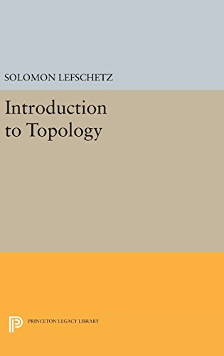 9780691653495: Introduction to Topology (Princeton Legacy Library)